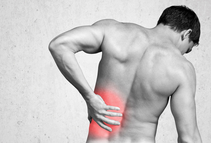 How to get rid of lower back pain quickly