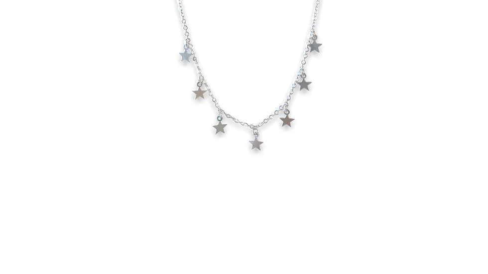 Choker Galaxy Estrellas