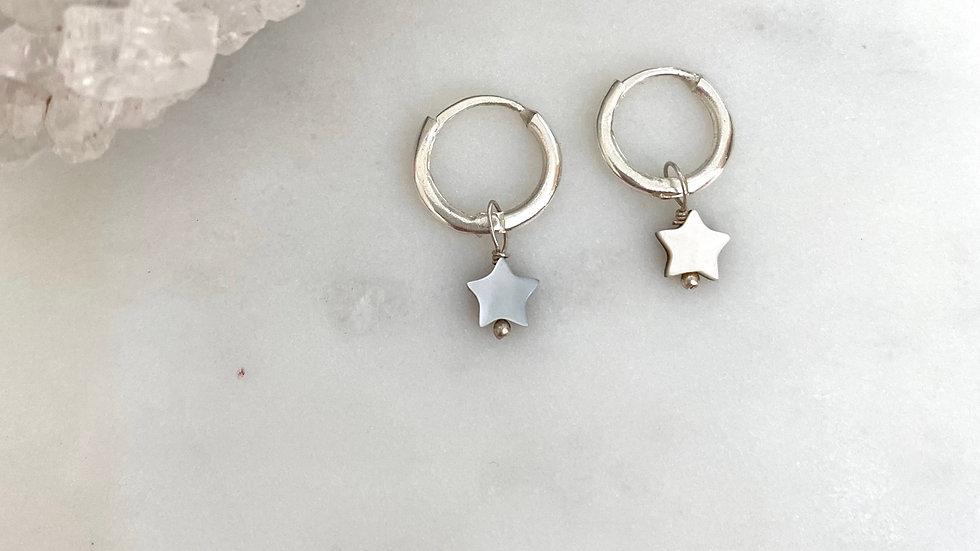 Mini Arracadas estrella