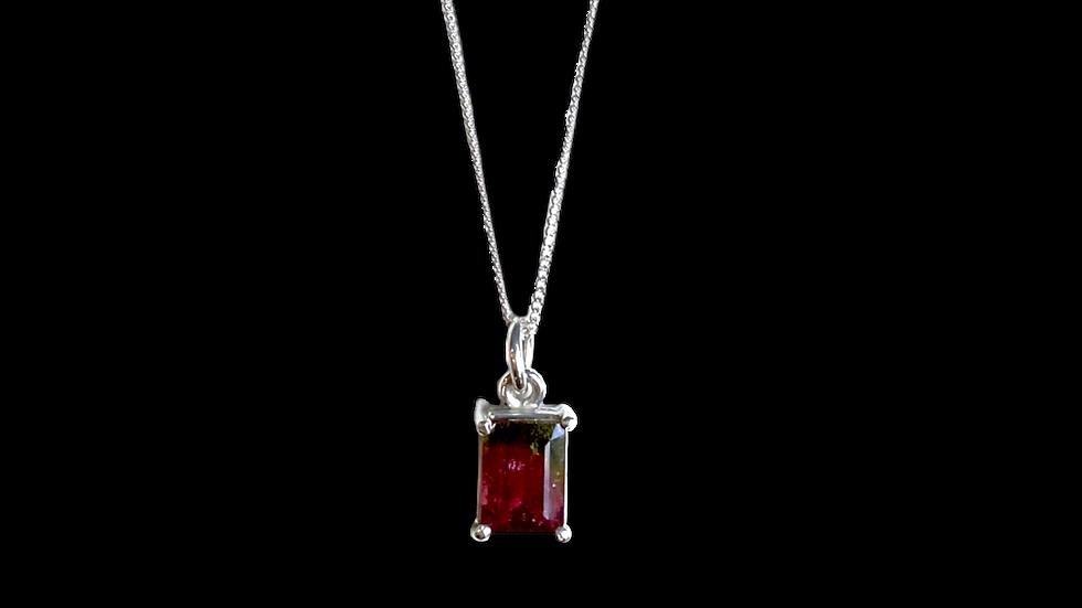 Collar krystalos Turmalina 3