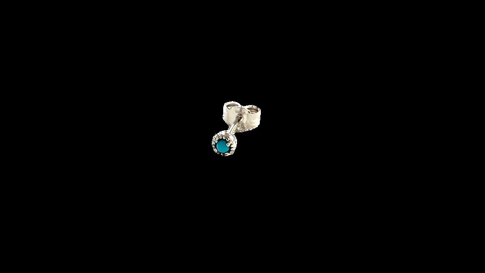 Piercing Turquesa Mini