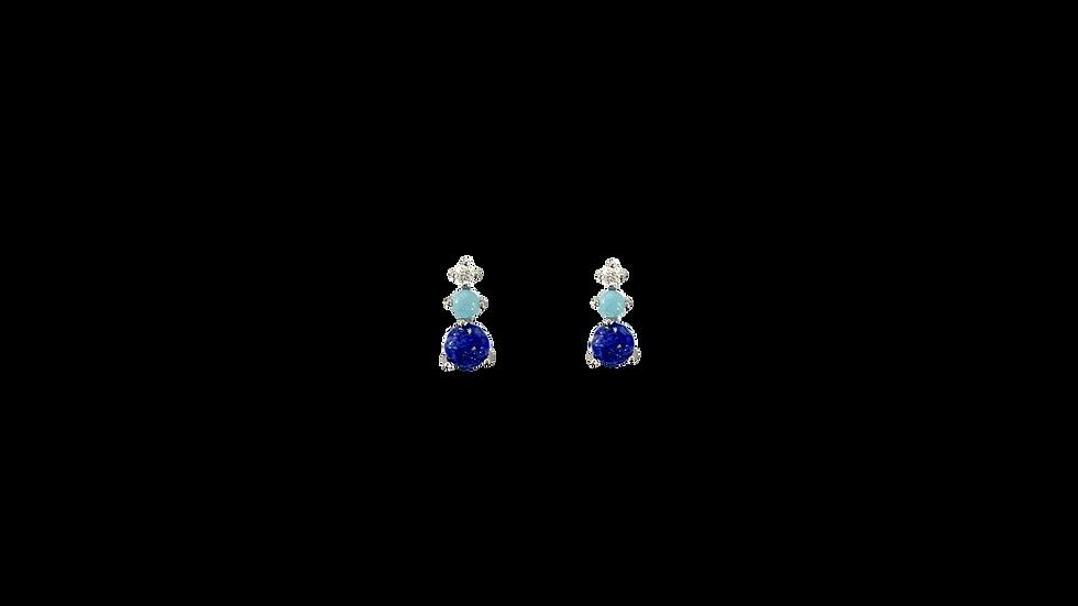 Piercing Jade y Lapislázuli