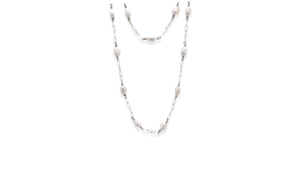 English Pearl Necklace