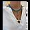 Thumbnail: Beaded Necklace Turquesa