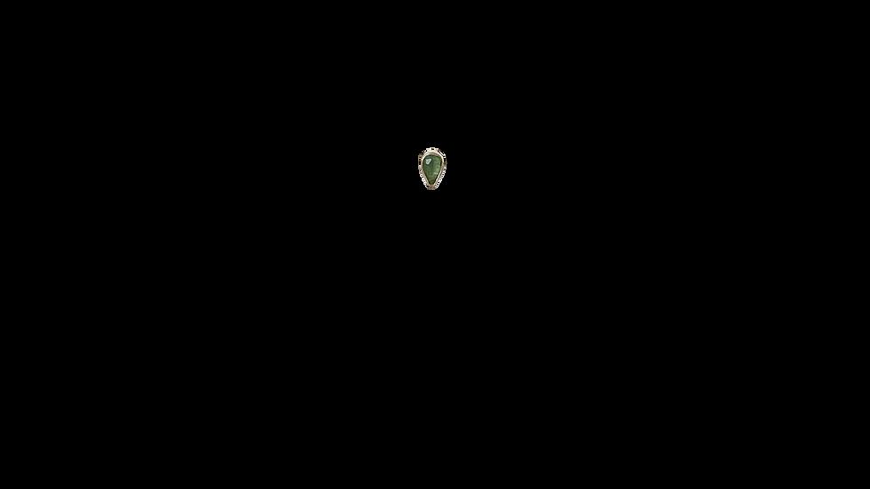 Broquel Turmalina Verde