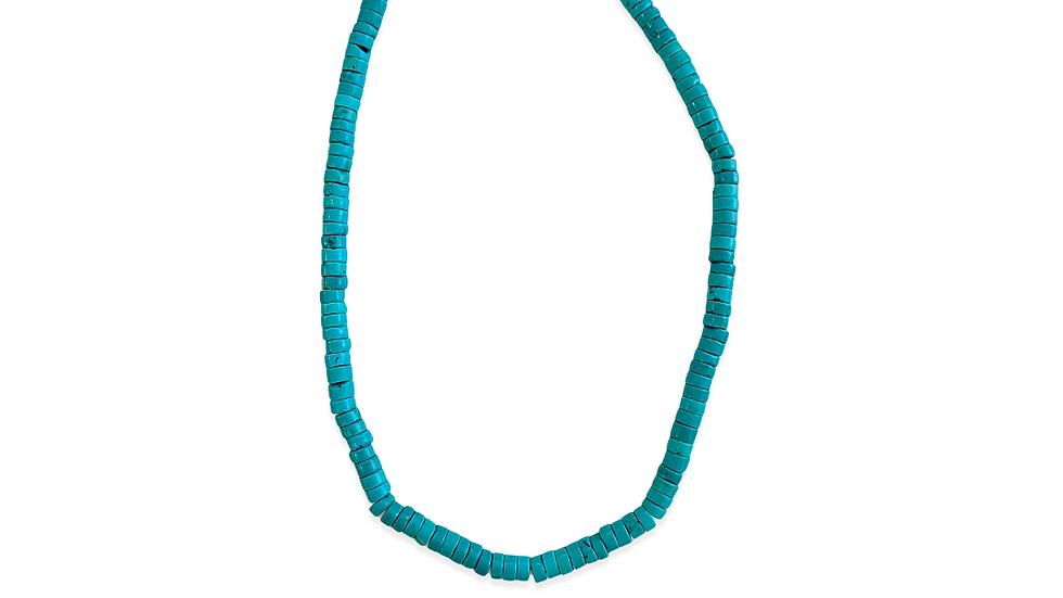 Beaded Necklace Turquesa