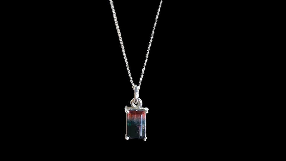 Collar krystalos Turmalina 1
