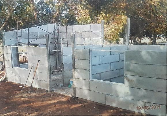Ostrasblock - Bloques portantes para la construcción