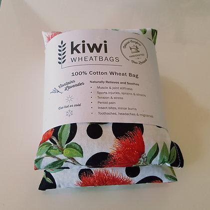 Kiwi  Wheat Bag Cotton Wheat bag - Lavender