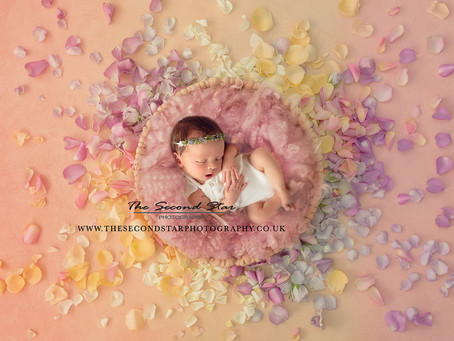 Teeny tiny baby E : Newborn and family photographer Bicester, Oxfordshire