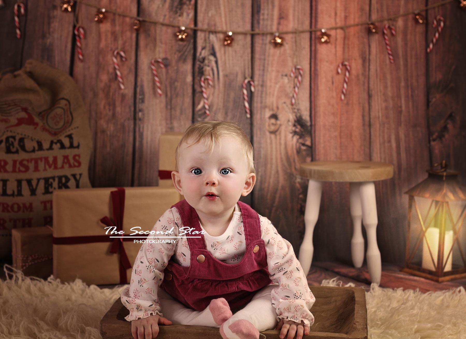 Christmas photoshoot Bicester