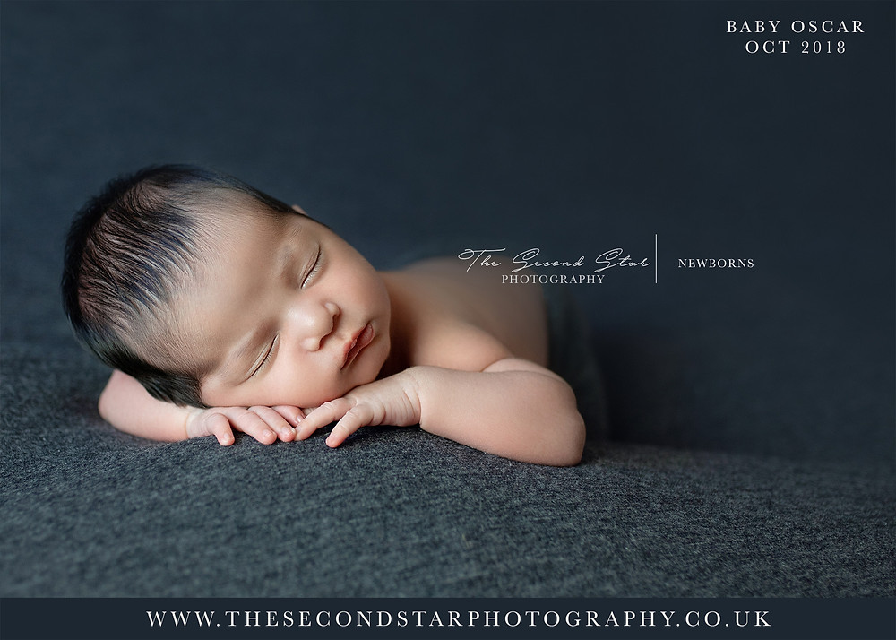 Oxfordshire newborn photographer