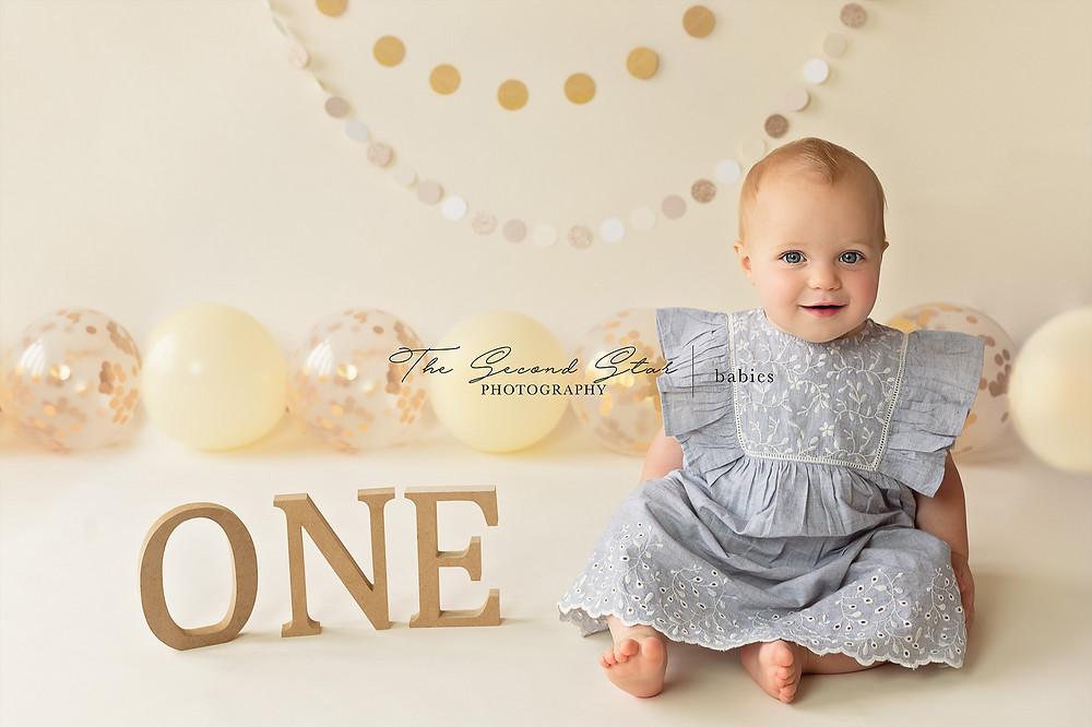 first birthday photoshoot bicester