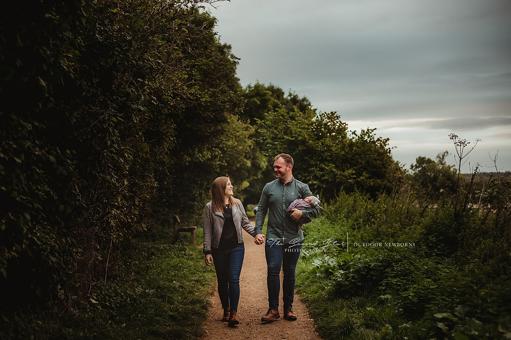 Outdoor family photography Bicester