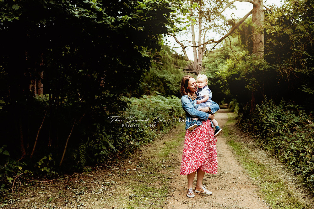 Family photography Oxfordshire