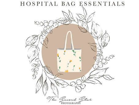 Packing your Hospital Bag for giving birth