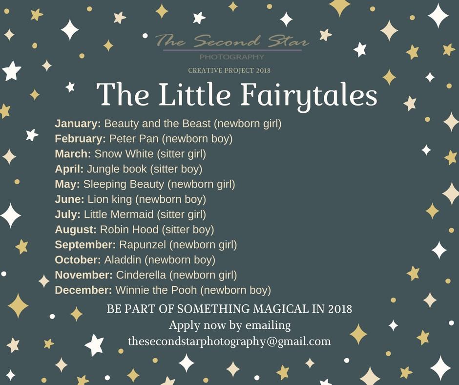 The Little Fairytales