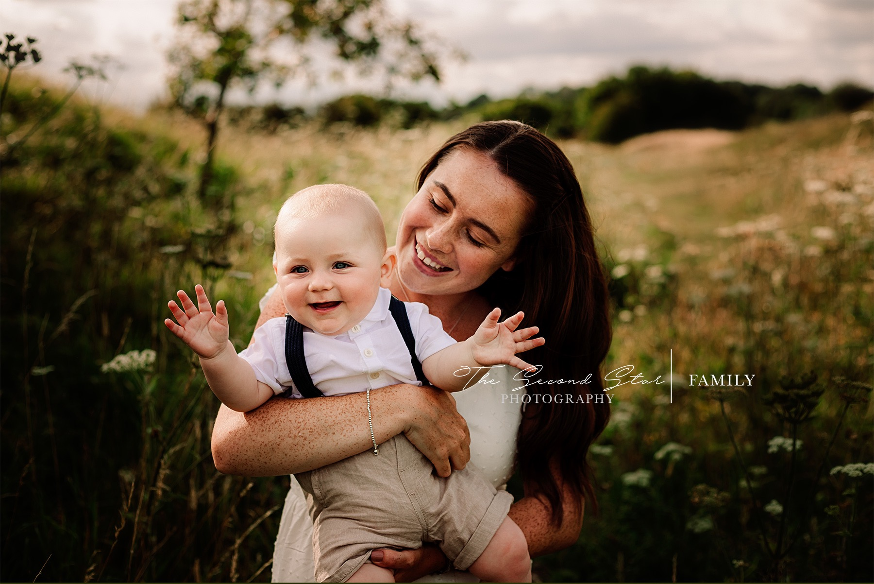 Family photoshoot in Bicester