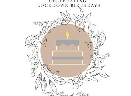 Top tips how to make Lockdown Birthdays special & unforgettable + 1st birthday in lockdown bonus