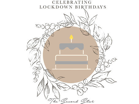 Top tips how to make Lockdown Birthdays special & unforgettable + 1st birthday in lockdown bonus