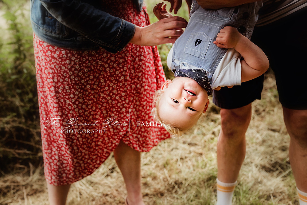 Family photoshoot Oxfordshire