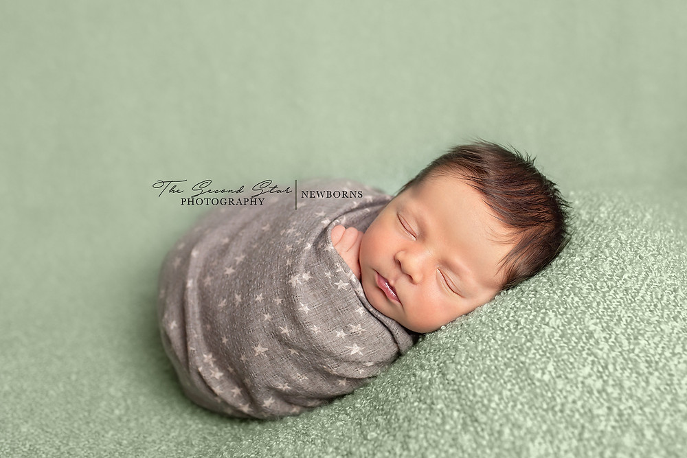 Oxfordshire newborn photography