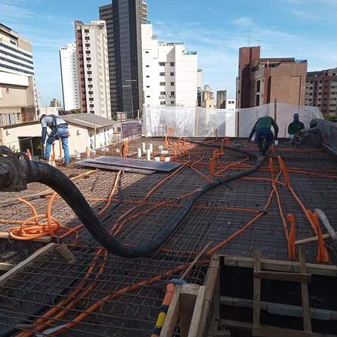 Construção de Lajes