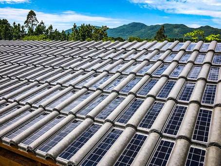 Conheça a Telha Solar Fotovoltaica