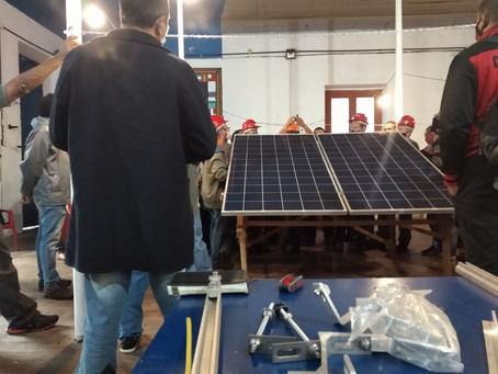 PEV Serviços e Instituto Brasil Fotovoltaico promovem Curso de Capacitação em Energia Solar