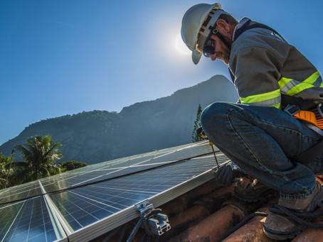 Uso de energia solar cresce no Rio de Janeiro