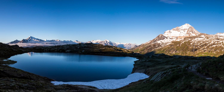 Lac Blanc - Vanoise