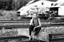 Luce - Urbex ferroviaire