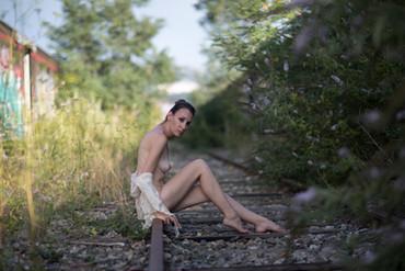 Laurence - Urbex ferroviaire
