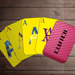 CLUTCH CARDS