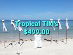 Tropical Tiki's