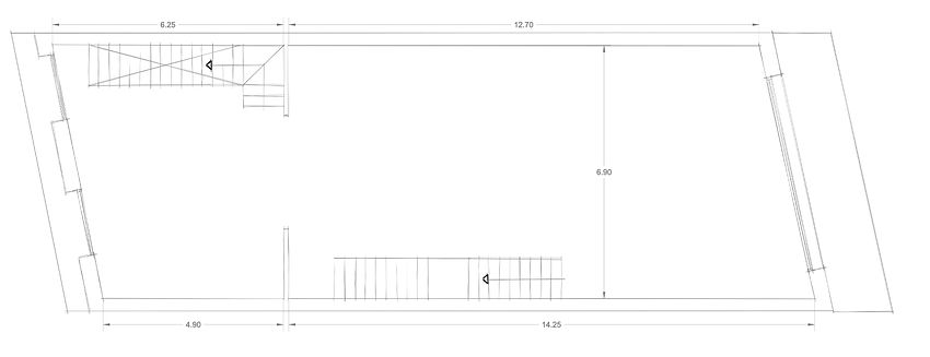 Stores 2 CAD Drawings Floor Plan Layot