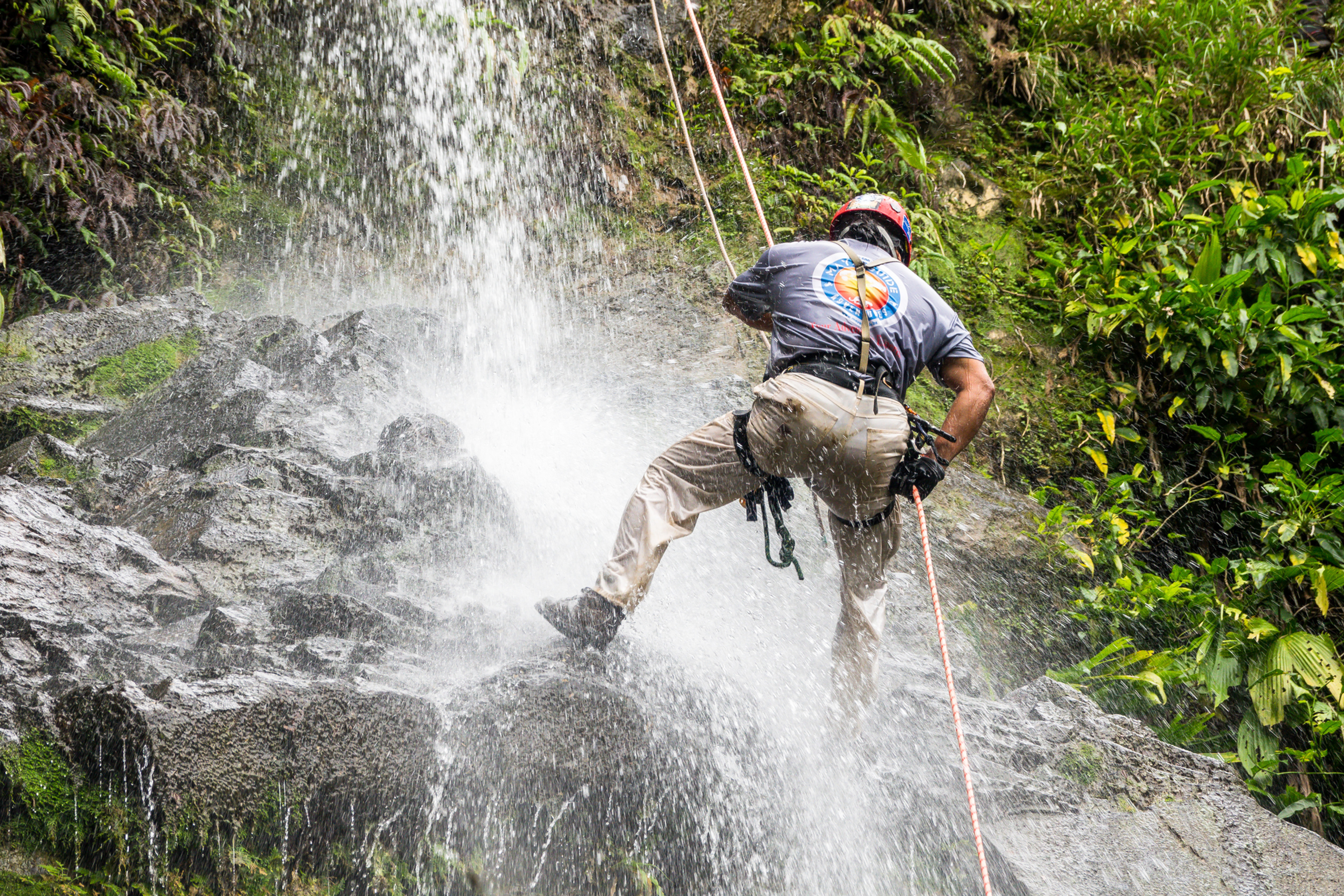 XTREME Waterfall Rappelling (Min 2 pax)