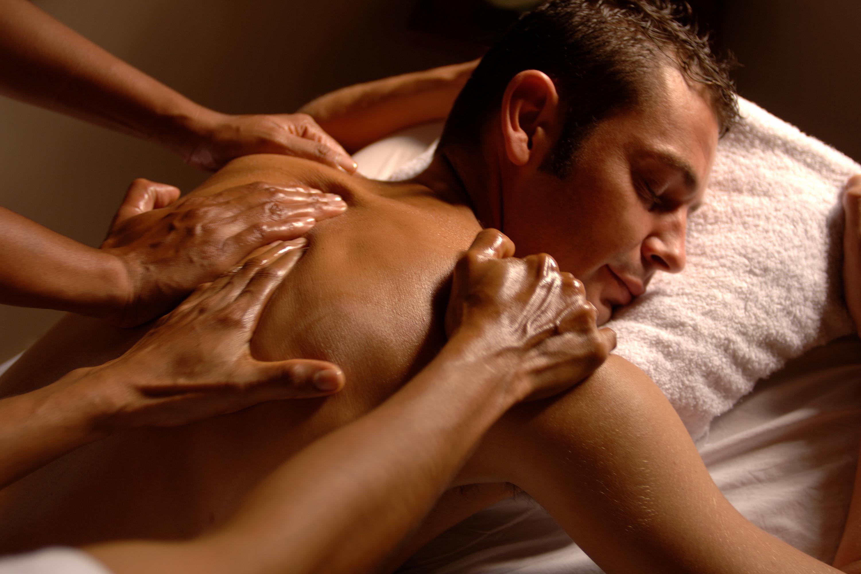 4-Hand Massage 60 Min