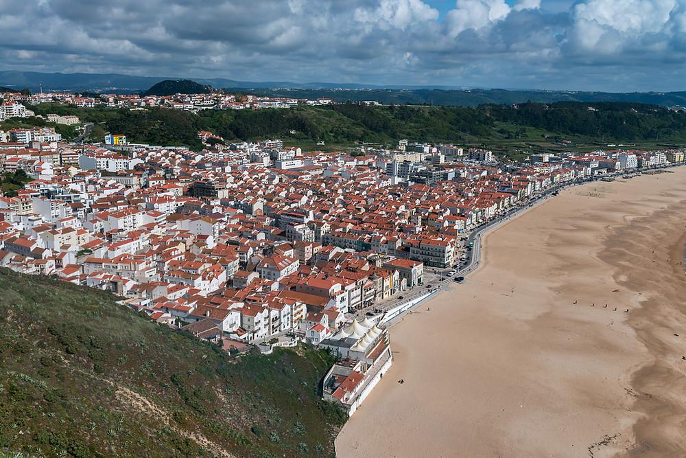 Nazaré, Portugal. Photography: Helio Dilolwa