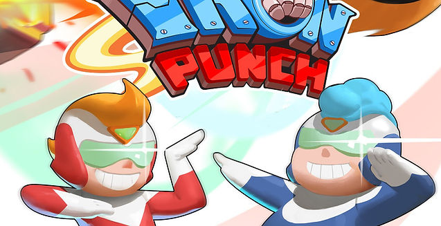 SPACESHEEP STUDIO LAUNCHES FAMILY-FRIENDLY ANIMATED  SERIES IRON PUNCH