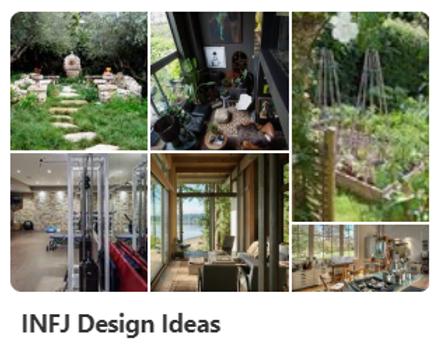 INFJ Design Ideas