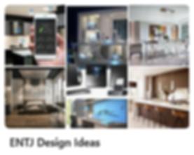 ENTJ Design Ideas