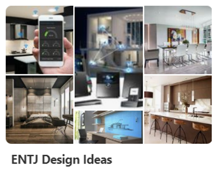 ENTJ Design Ideas
