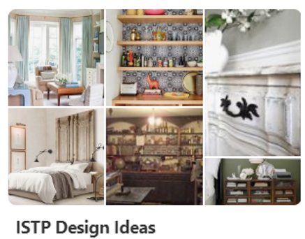 ISTP Design Ideas
