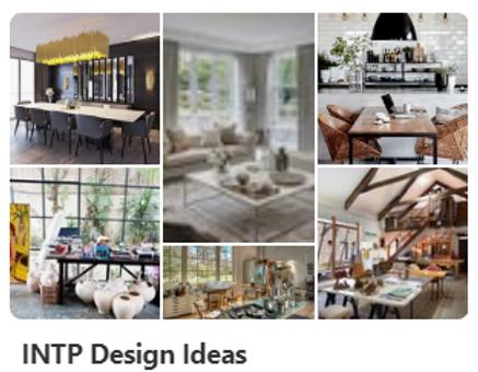 INTP Design Ideas