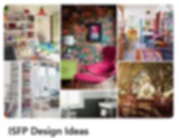 ISFP Design Ideas