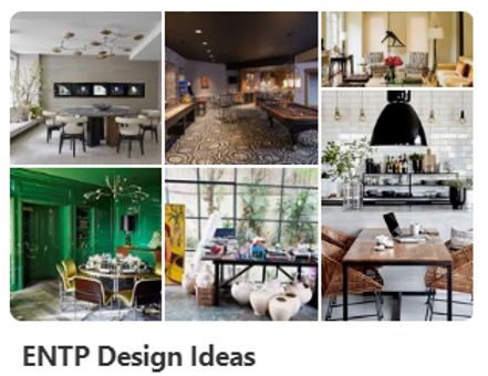 ENTP Design Ideas