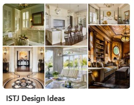 ISTJ Design Ideas