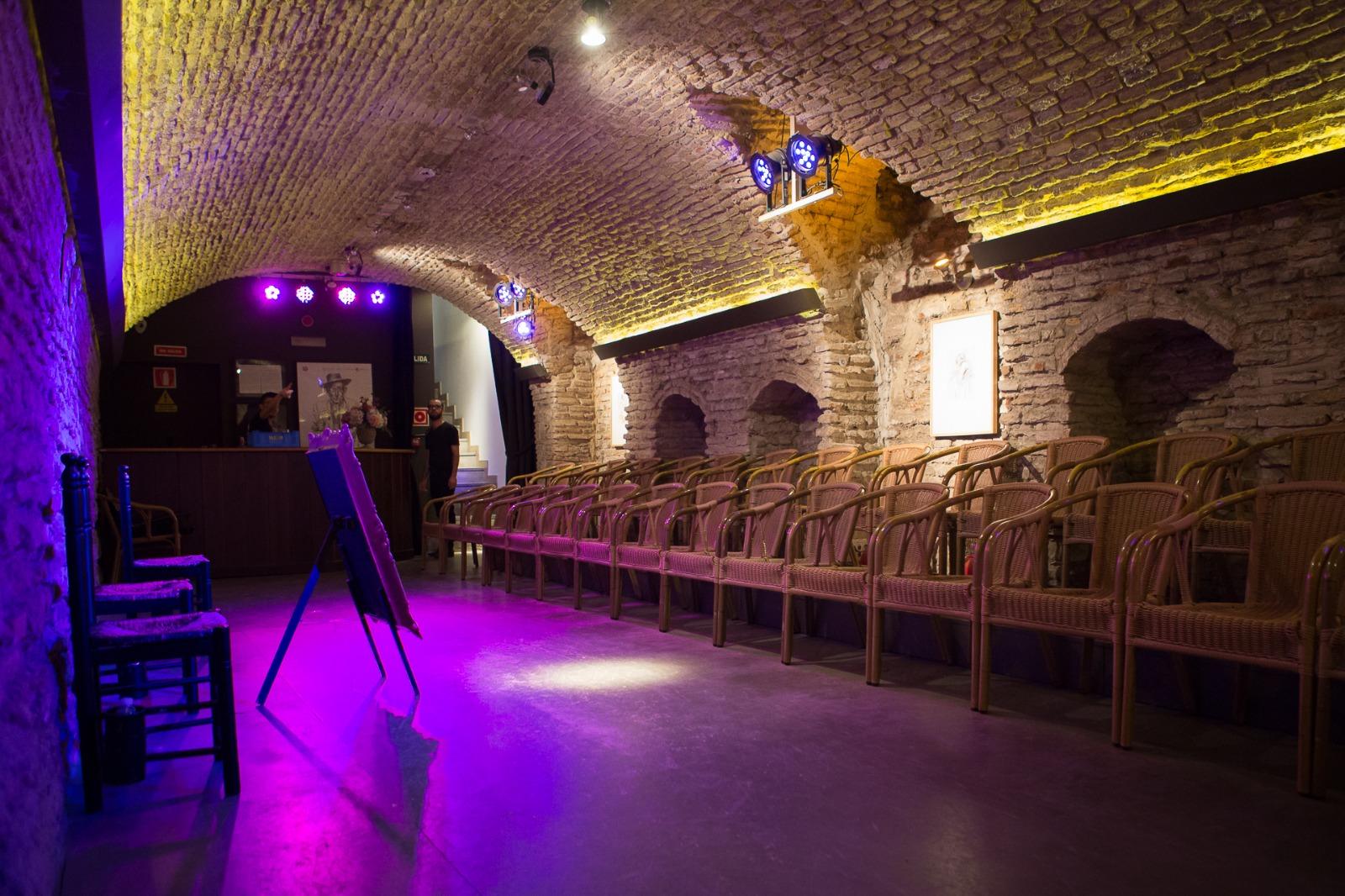 """La Bóveda """"Museo del Baile Flamenco"""""""