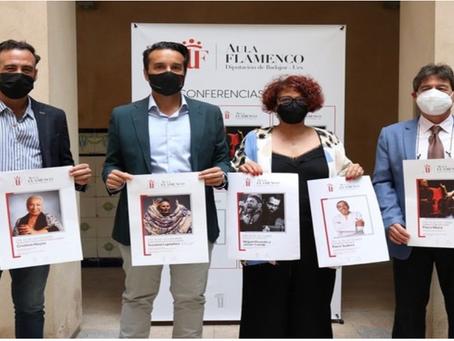 Un aula que ilustra el flamencoEl Aula de Flamenco se reanuda entre septiembre y diciembre